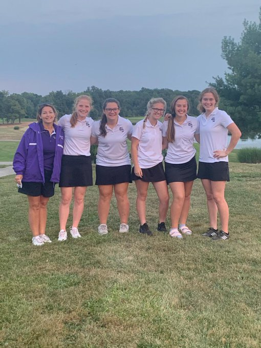 Congratulations to the 2020 SWIAC Conference Champions in Girls Golf.