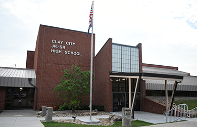 SOME OF THE GREAT THINGS GOING ON AT  CLAY CITY JR./SR. HIGH SCHOOL