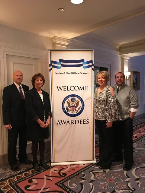 2018 National Blue Ribbon Award
