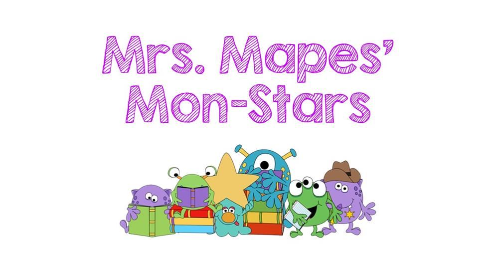 Mrs. Mapes' Mon-Stars Picture
